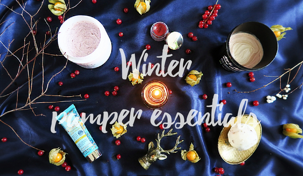 WINTER PAMPER ESSENTIALS
