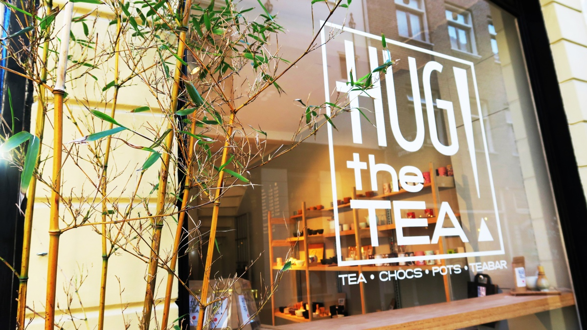 WHERE TO GO: HUG THE TEA DEN HAAG